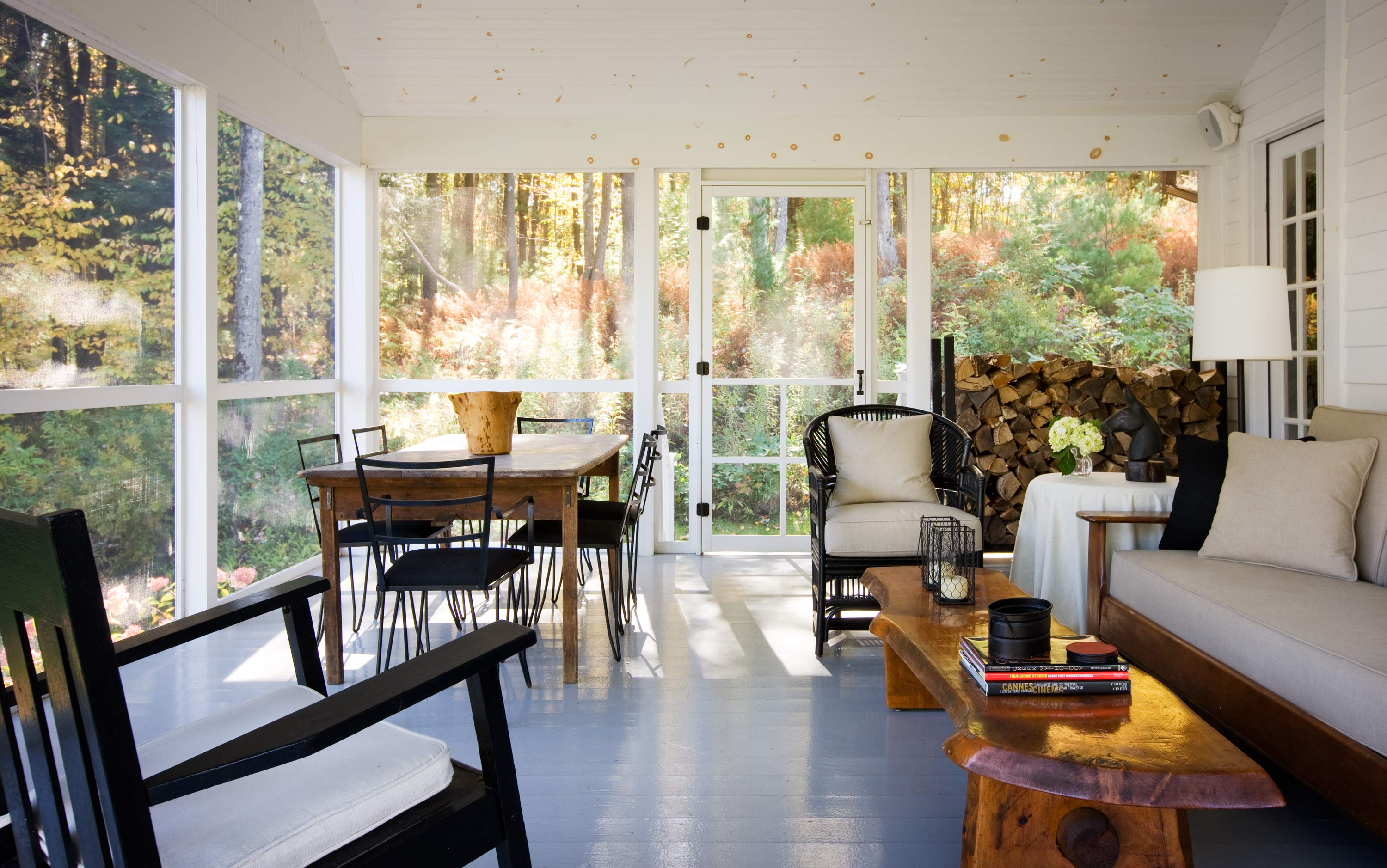 Shawn Henderson Interior Design, Cottage, Upstate