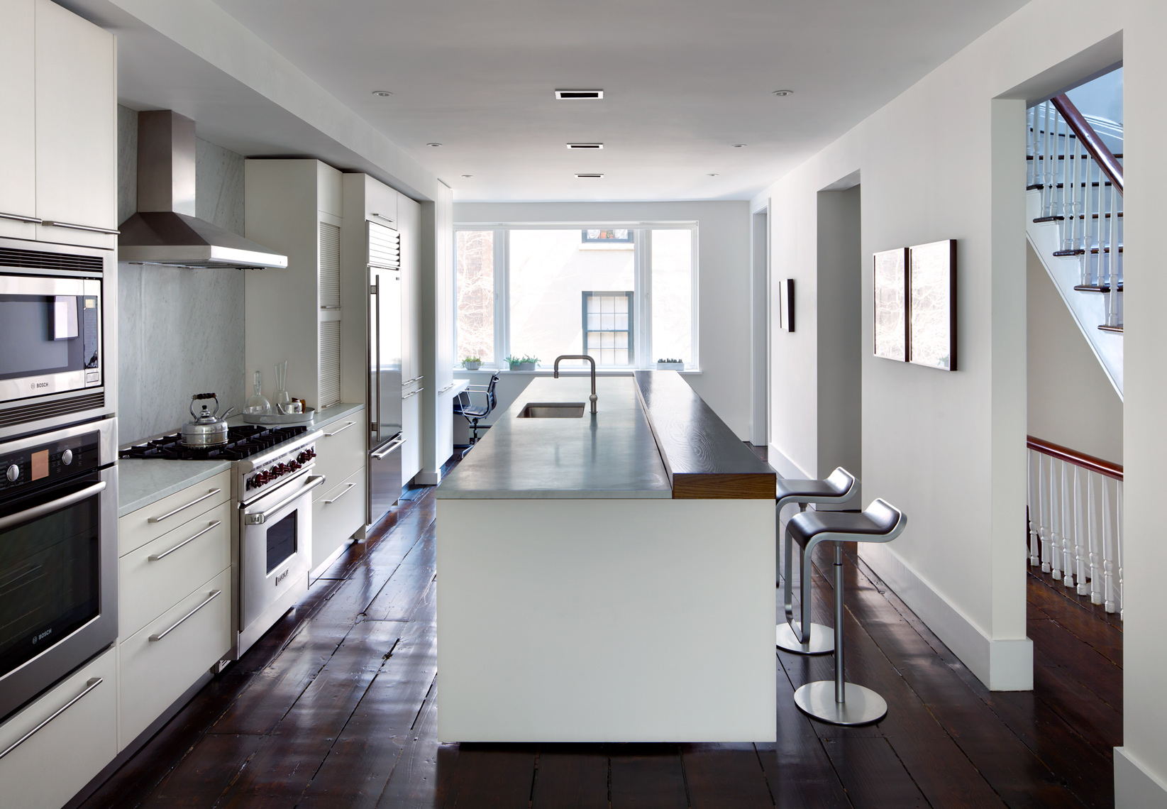 Modern Kitchen by Rob Fiorella