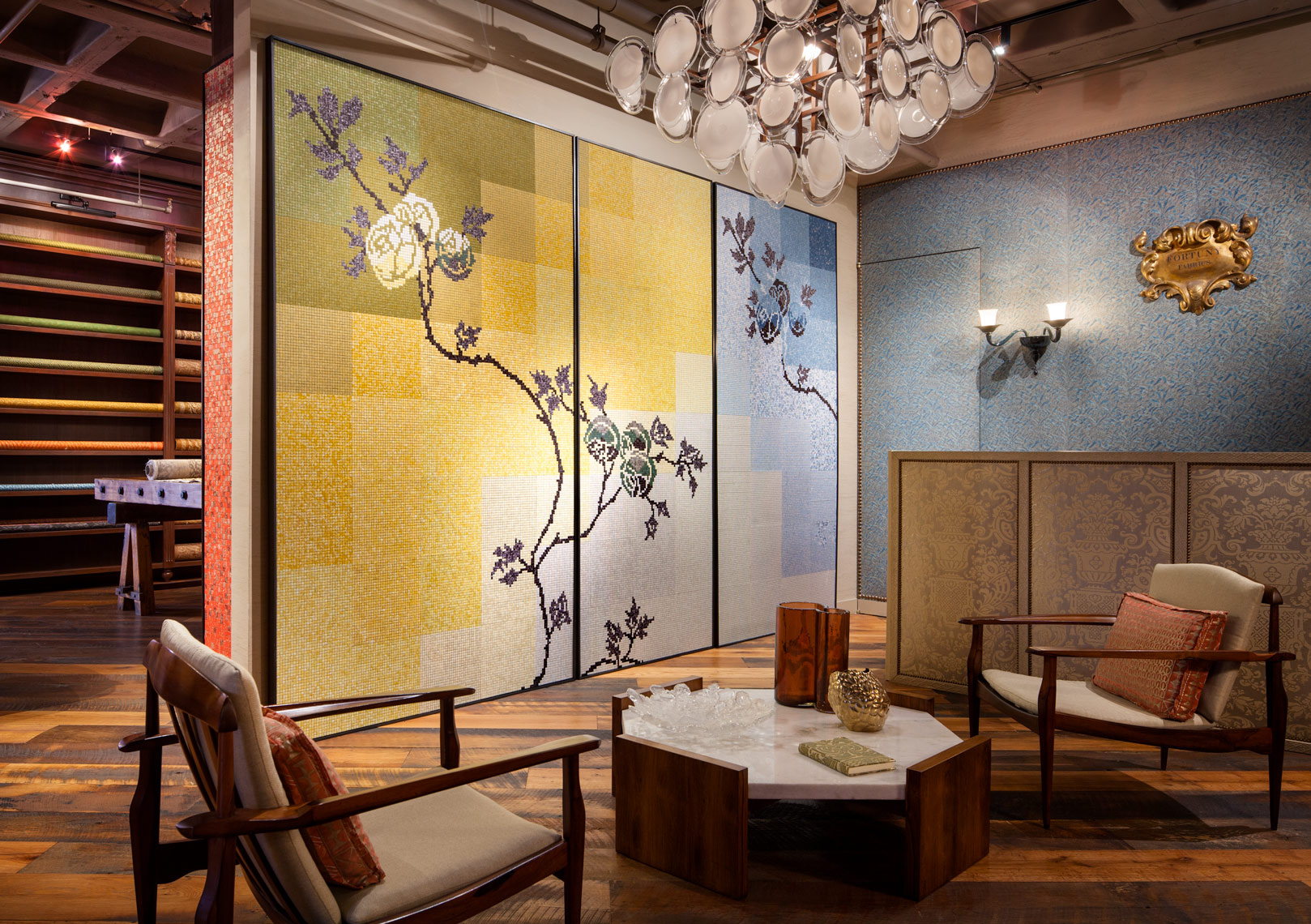 Fortuny Showroom, New York City