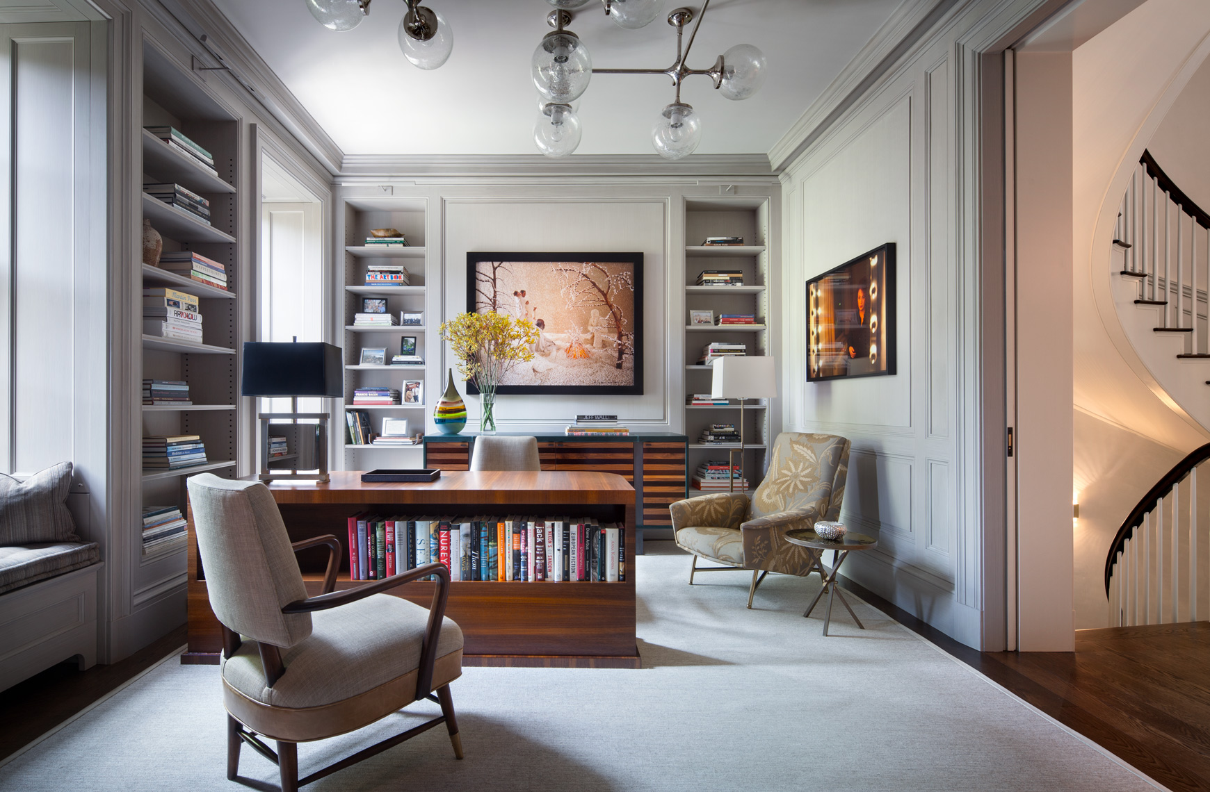 New York City Townhouse office