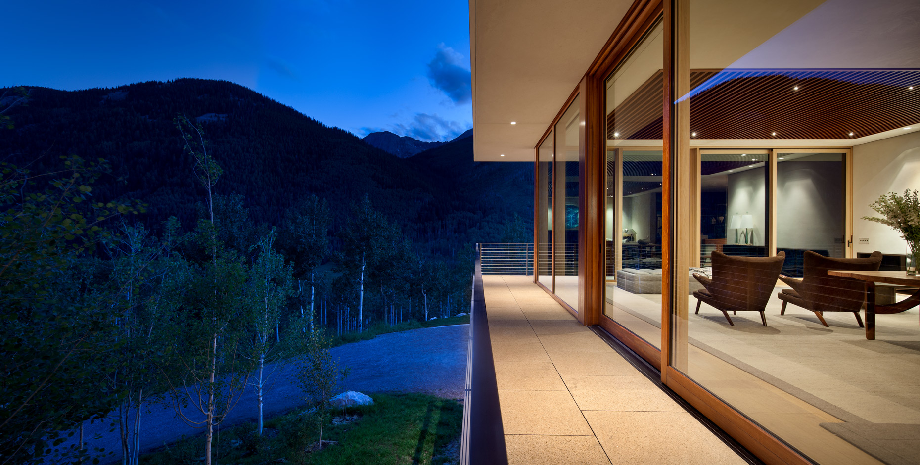 Modernist Home in Aspen Colorado