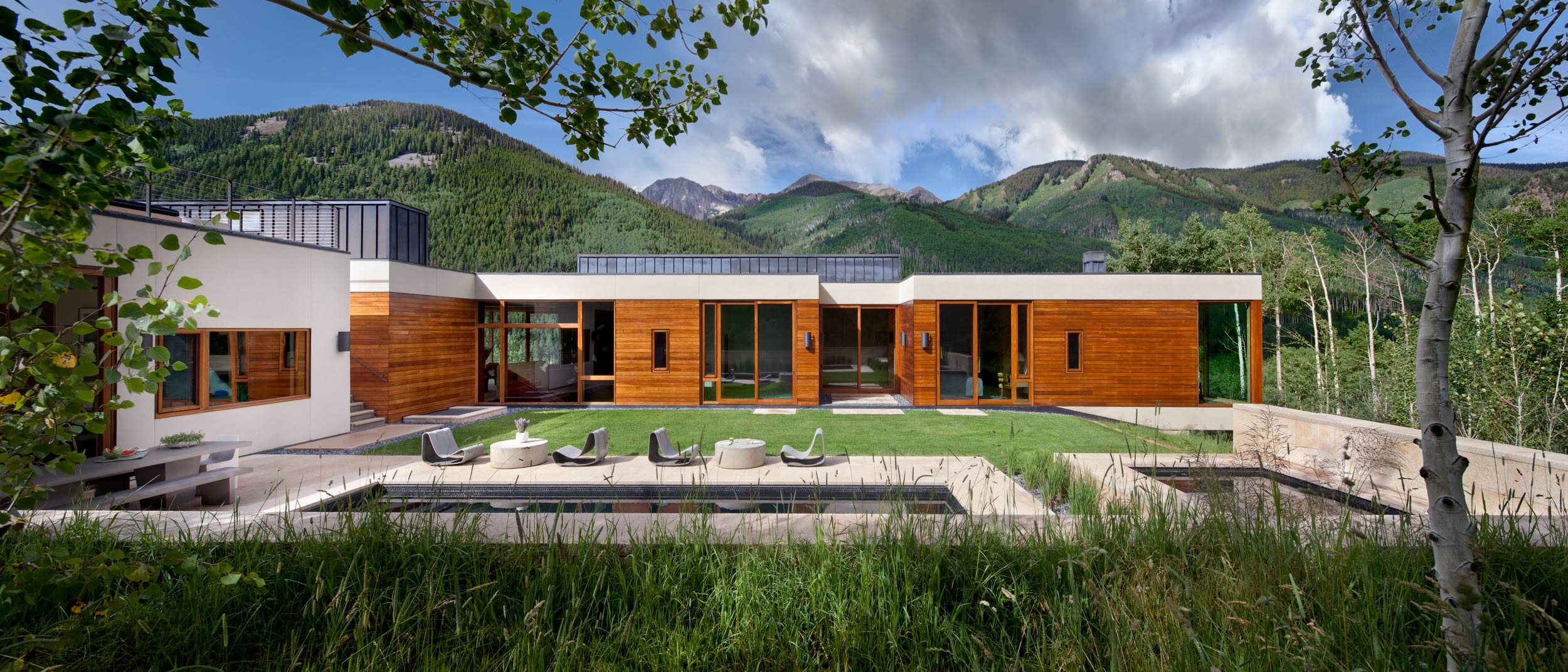 Aspen Home By Studio B Architects