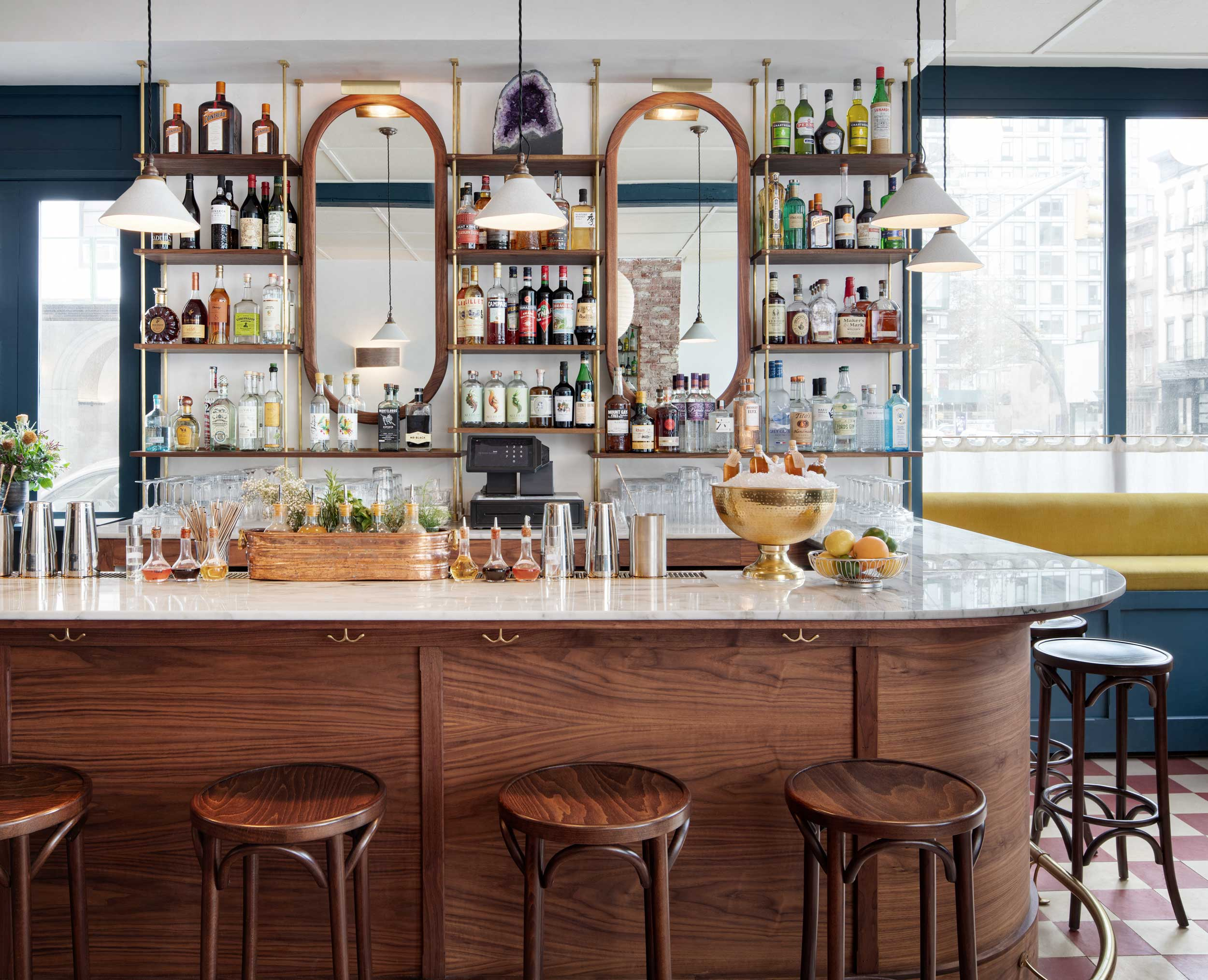 Bar Photography of The Orchard Townhouse Restaurant
